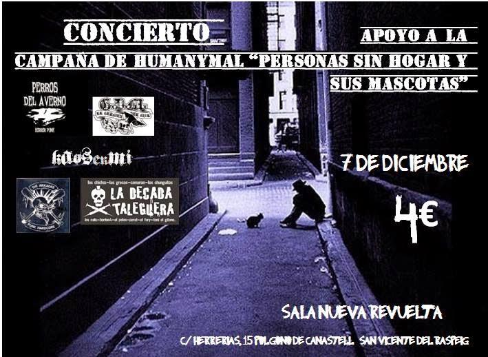 7 de Diciembre - San Vicente del Raspeig