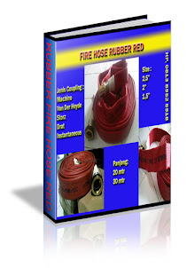 Rubber Hose Red