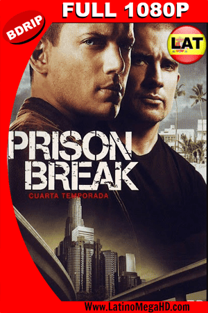 Prison Break Temporada 4 (2005) Latino Full HD BDRIP 1080p ()