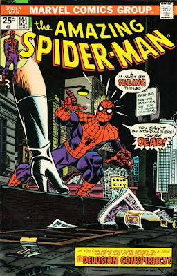 Amazing Spider-Man #144, Gwen Stacy returns from the dead