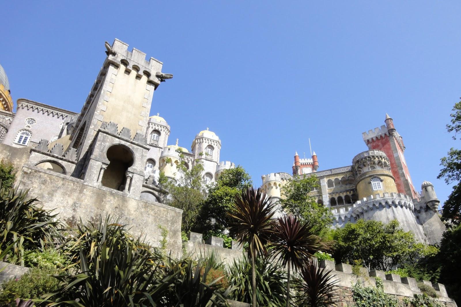 La excursion sintra capital del romanticismo Romanticismo arquitectura