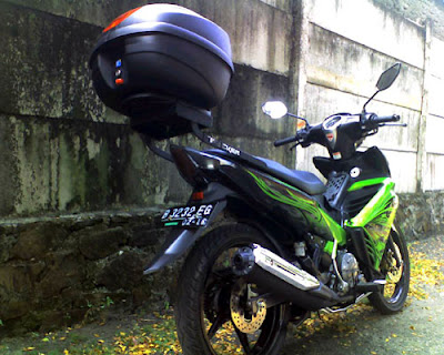 Jupiter MX Touring Modif