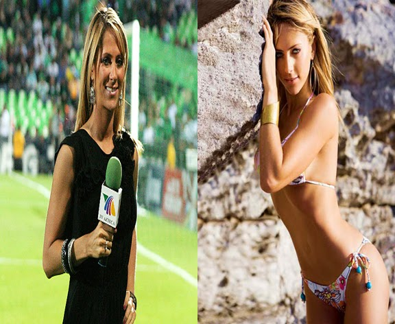 FIFA 2014 Hottest TV Presenter