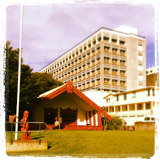 Waipapa Marae, University of Auckland, Saturday 21 January 2012