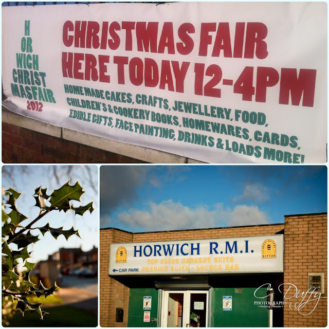 Horwich Christmas Fair