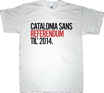 Font typeface typography catalonia referendum freedom independence t-shirt ephemeral-t-shirts