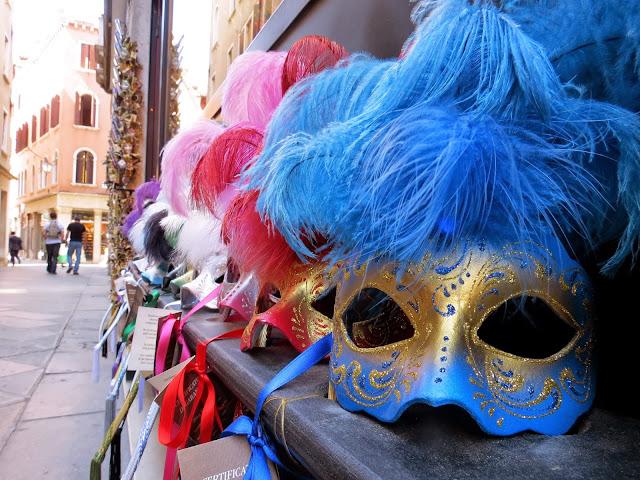 Venice masquerade mask
