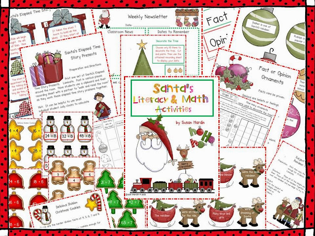 http://www.teacherspayteachers.com/Product/Santas-Literacy-and-Math-Activities-170131