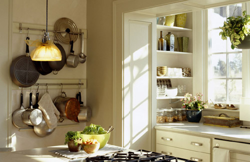 Decorating Ideas for Small Kitchen