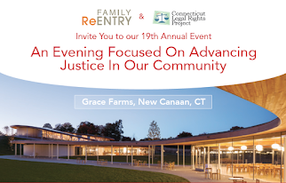 Event: Family ReEntry Event At Grace Farms, Keynote by Shaka Senghor, Fri., June 10, 2016, 6:30 pm