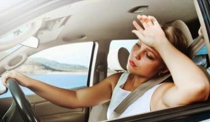 Kelelahan Saat Menyetir