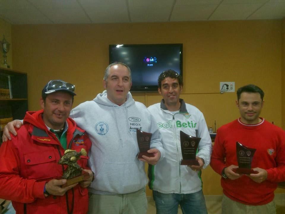 Campeones 2013 interclubes