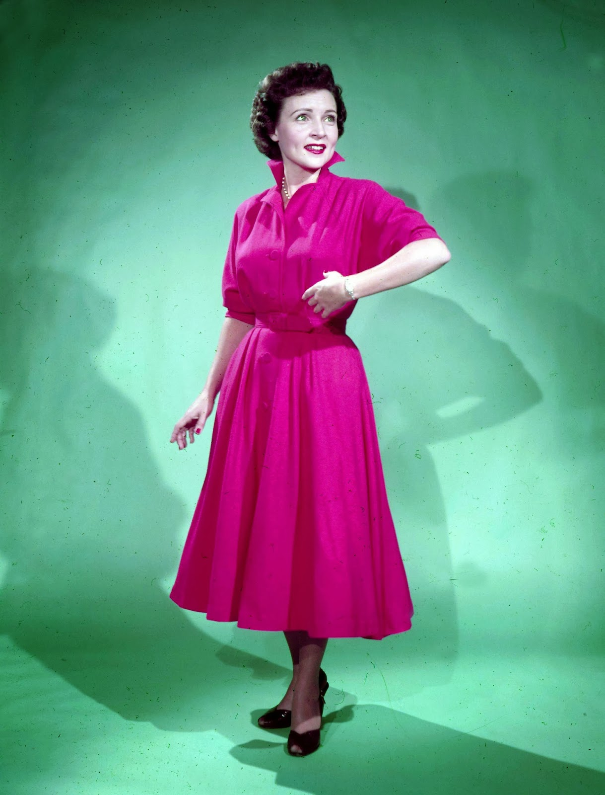 Betty White 2014 Carroll Bryant:...