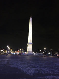 Obelisk von Luxor, Place de la Concorde, Paris