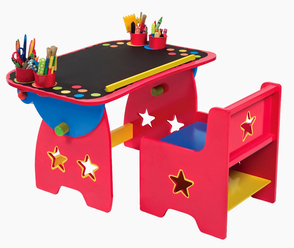 Nice Toddler Desk