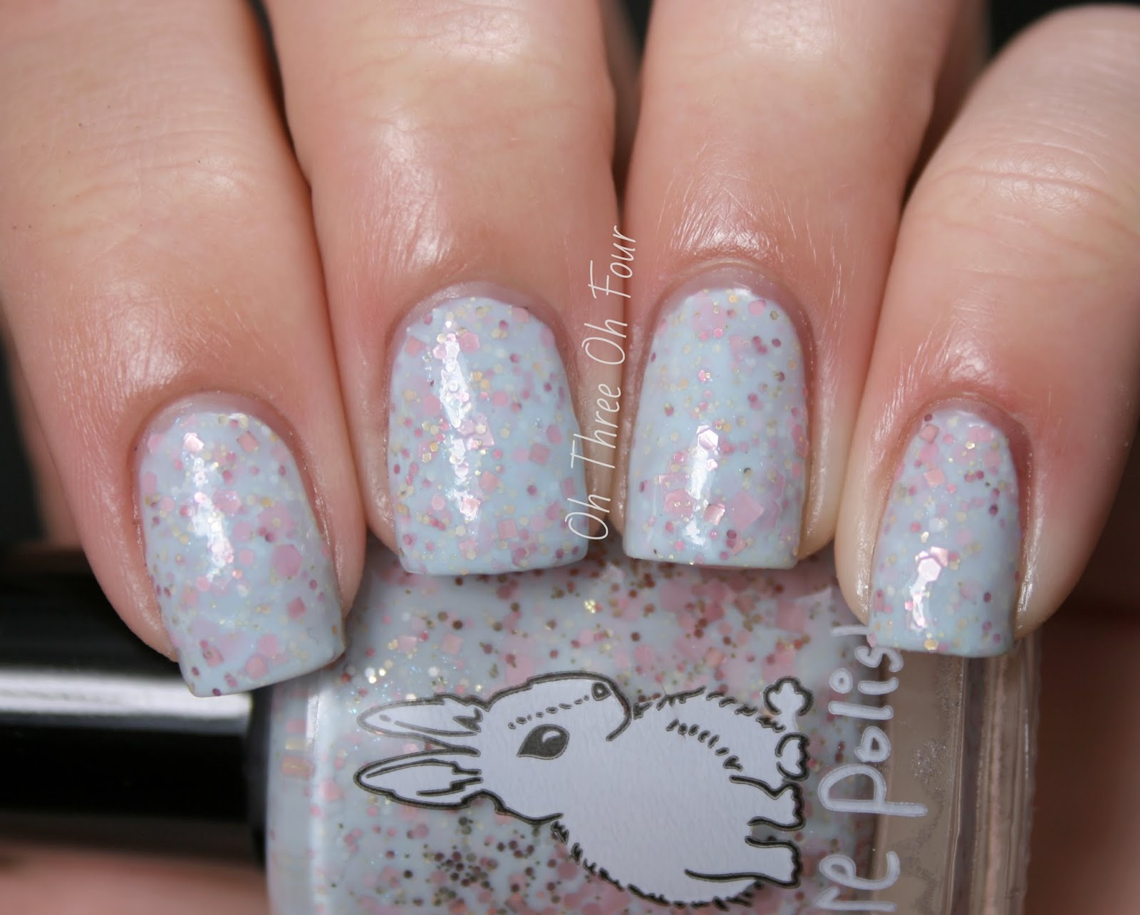Oh Three Oh Four: HARE Polish Rococo Grandeur