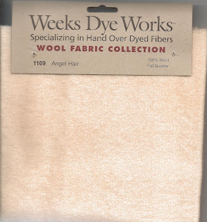 Weeks Dye Works 100% Wool Hand Dyed