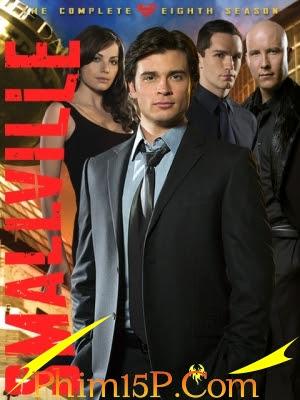 Xem phim Thị Trấn Smallville Phần 8