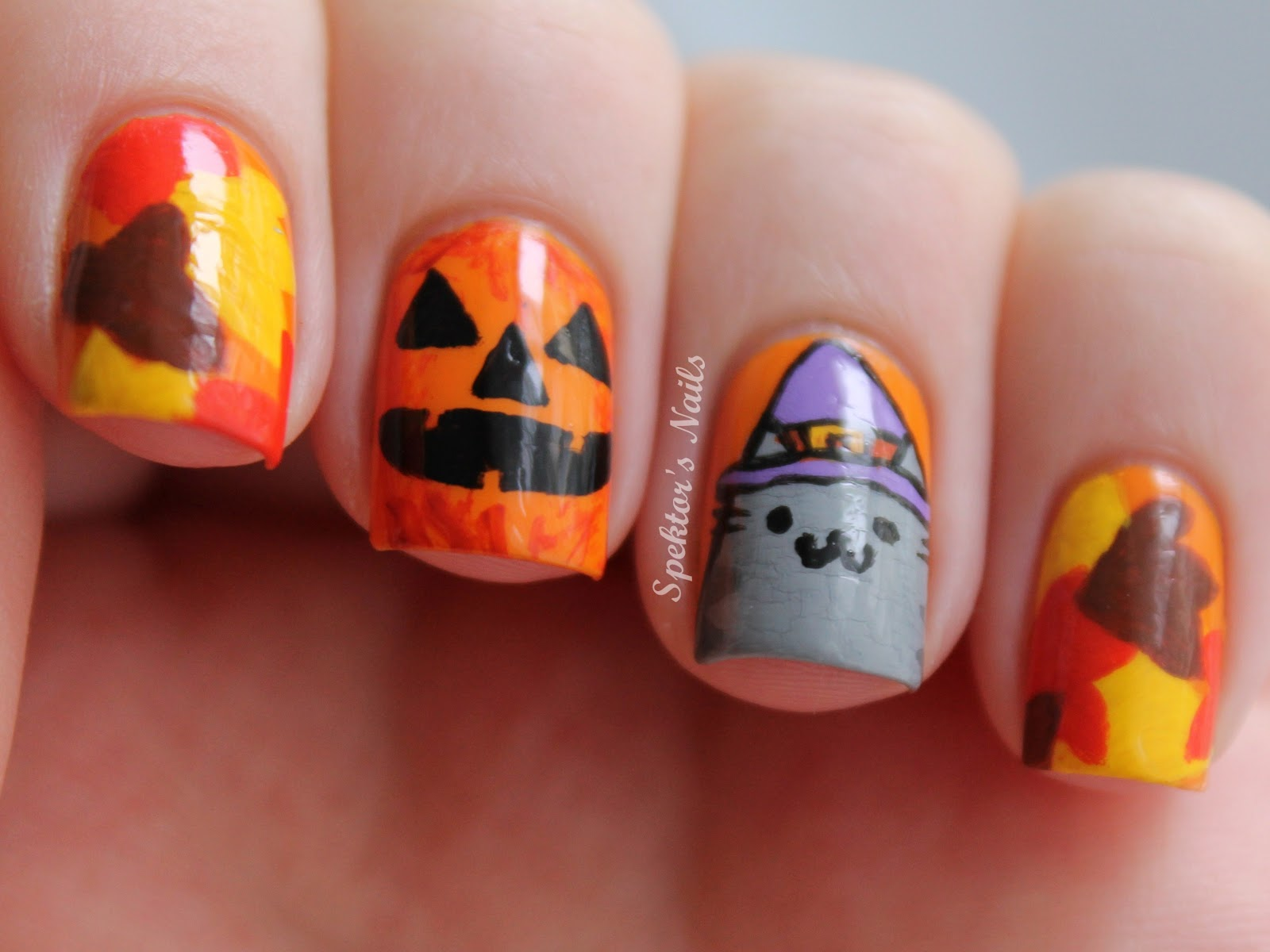 Born Pretty Store Blog: BornPretty Nail Art Contest for Halloween !!!