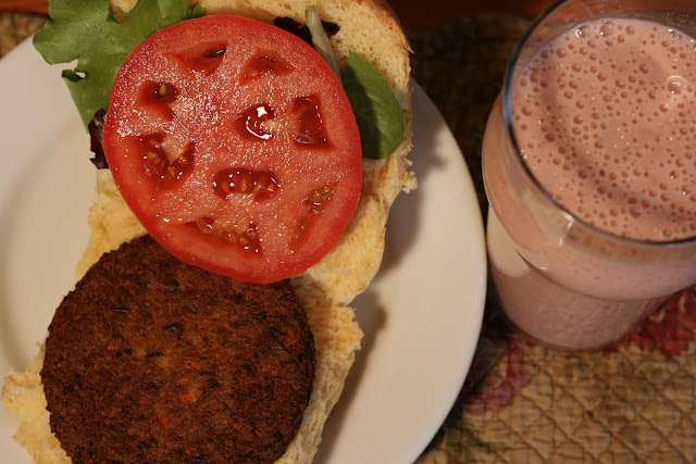 Soy Burger & Shake