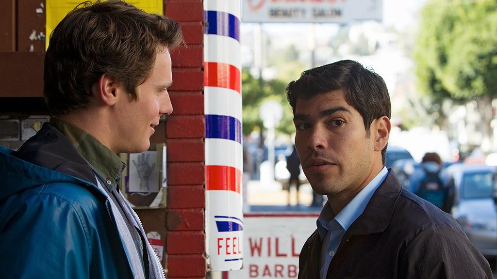 Patrick va a buscar a Richie a l a peluquería donde trabaja