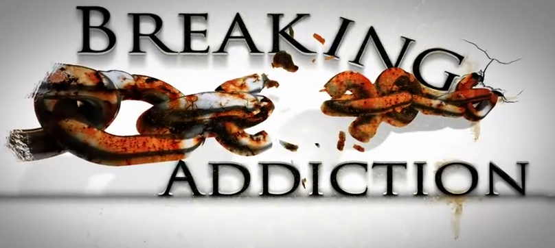 breaking addiction short film poster pic
