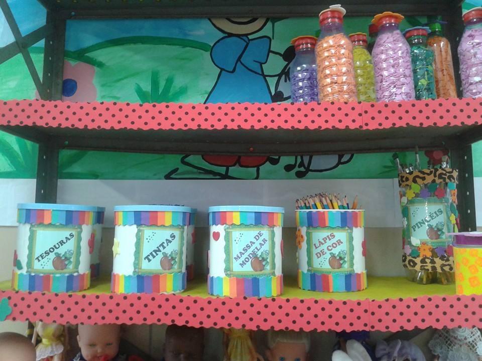 Decoração de Sala Sapinhos Volta às Aulas  Espaço do Educador