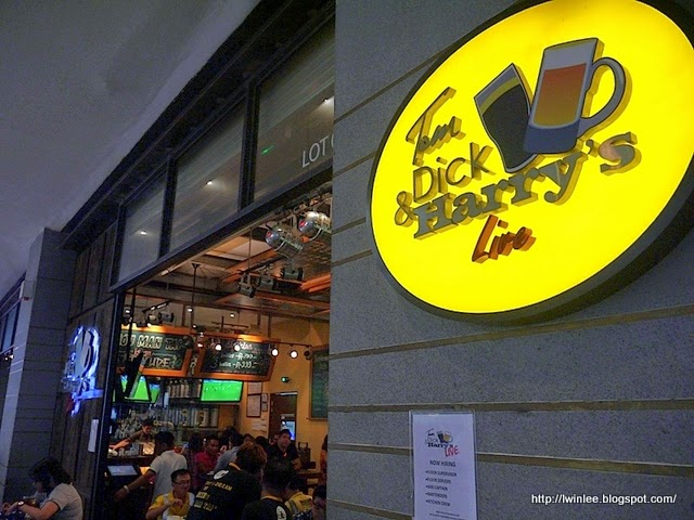 Dick and harrys restaurant