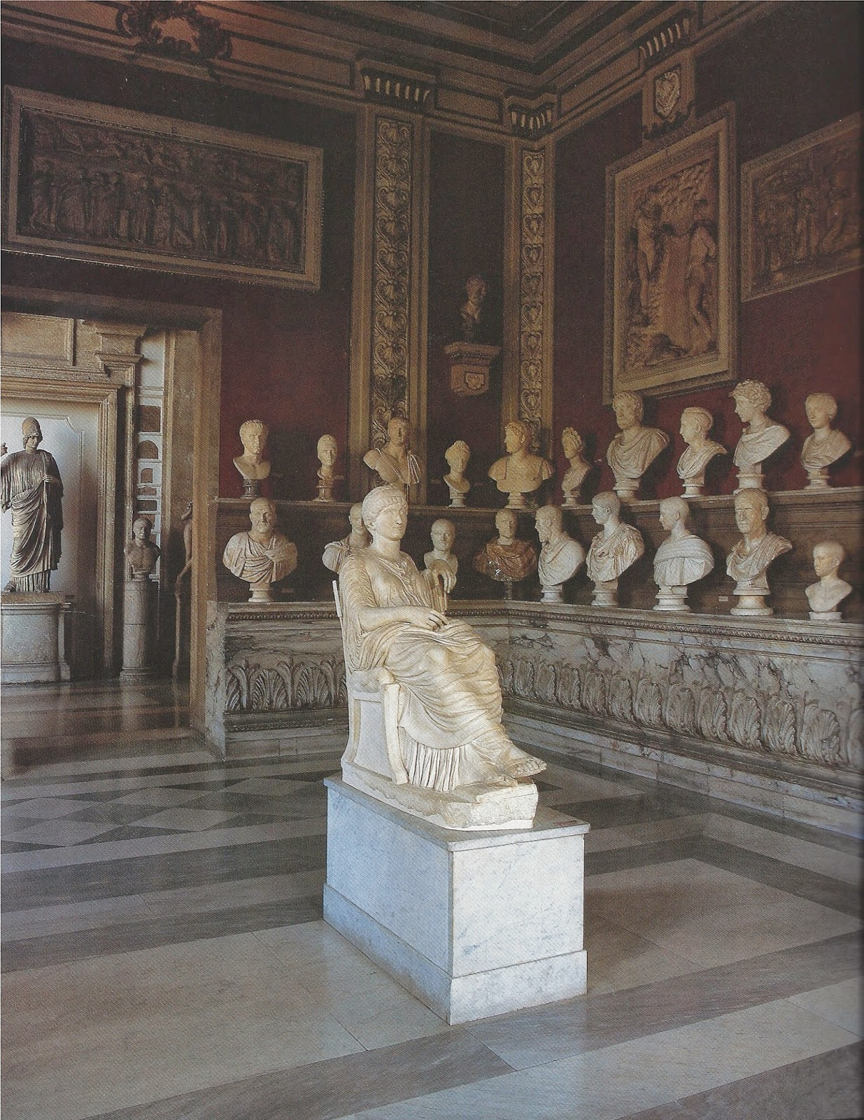 Museo Capitolino.Rydeng S Blog Museo Capitolino In Rome