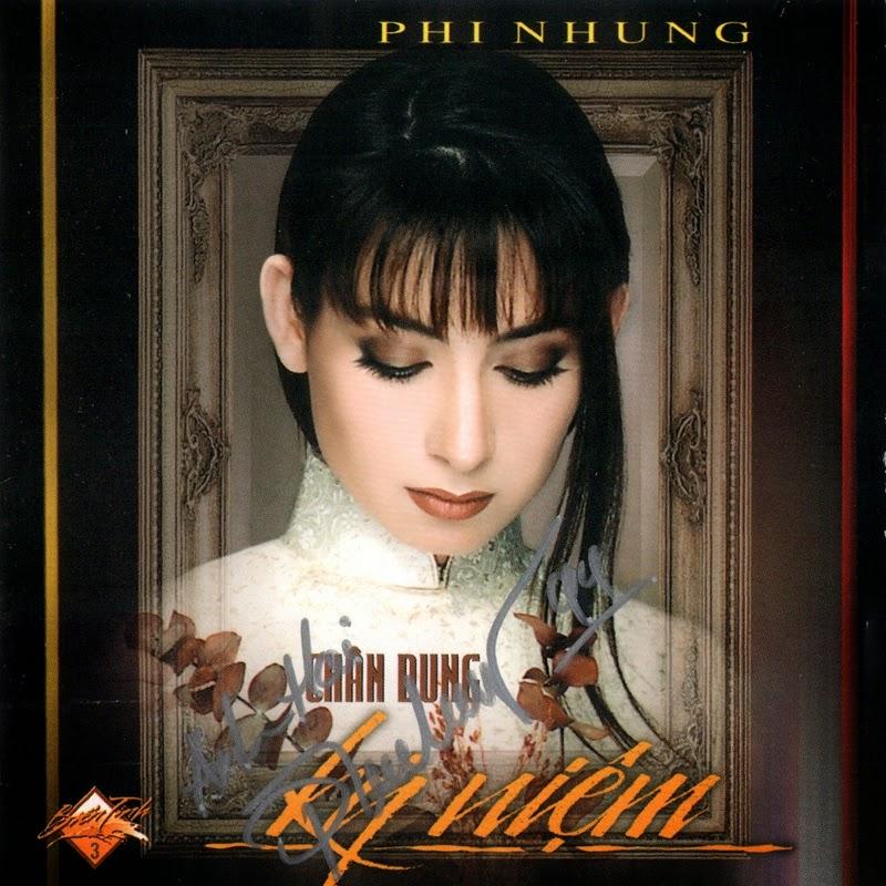 Biển Tình CD003 - Phi Nhung, Thái Châu - Chân Dung Kỷ Niệm (NRG)