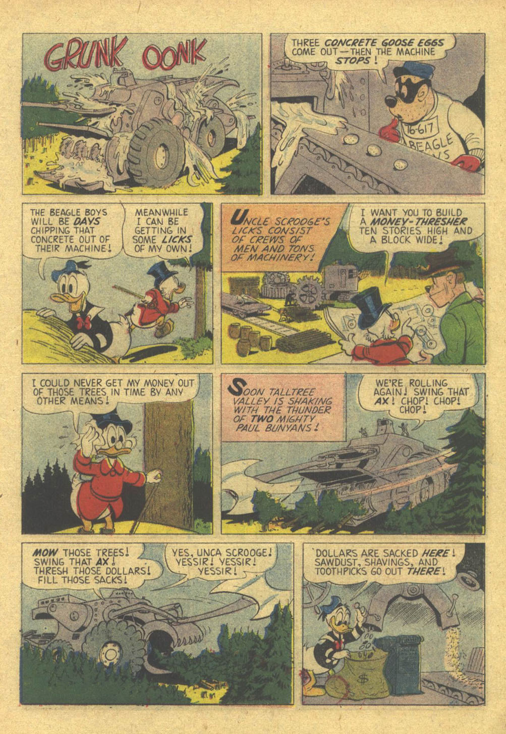 Uncle Scrooge (1953) Issue #28 #28 - English 21