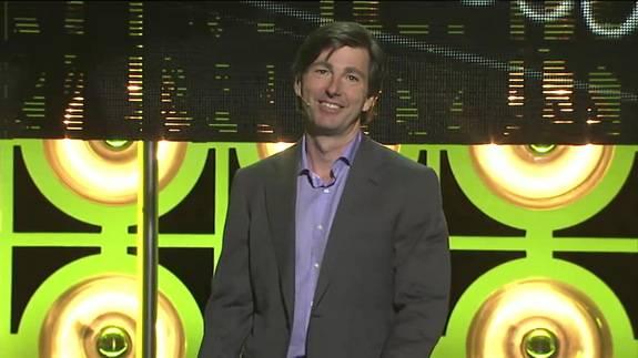 Don Mattrick - Diretor da divisão do Xbox na Microsoft
