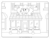 handy manny workshopcoloring pages