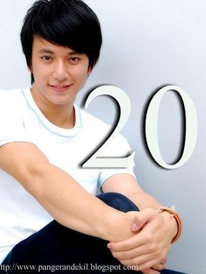 Billy Davidson (lahir di Jakarta, Indonesia, 15 November 1991; umur 21