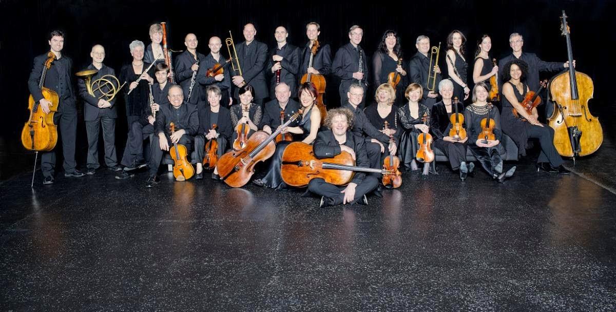 Scottish Chamber Orchestra © Marco Borggreve