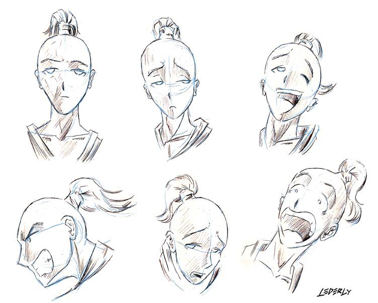 how to draw manga series pdf