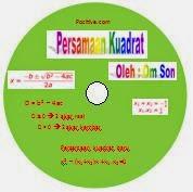 VCD Persamaan Kuadrat