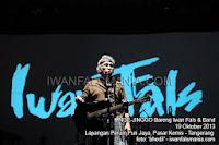 Konser Nge-Jinggo Bareng Iwan Fals di Tangerang - Oktober 2013