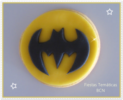 GALLETA BATMAN
