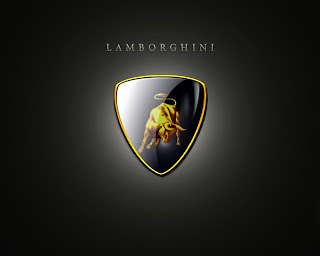 Lamborghini Log wallpaper