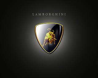 Lamborghini Log wallpaper