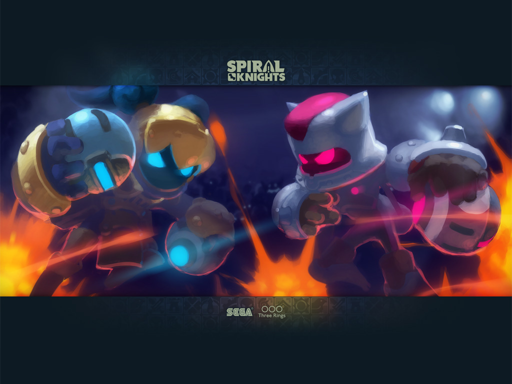 Fluxzys Blog Game Review Spiral Knights