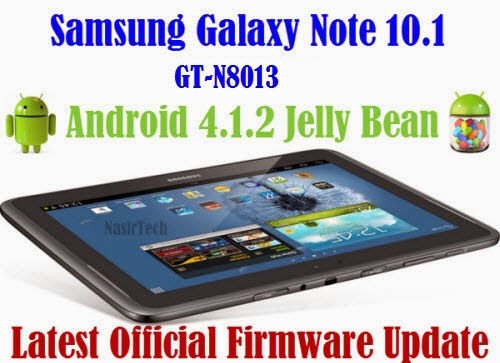 firmware download for galaxy note 10.1 gt-n8020