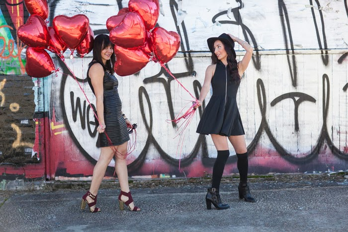 The Fashion Lush and My Style Vita for Lulu's Galentine's Day Giveaway - Win Free Dresses For A Year!