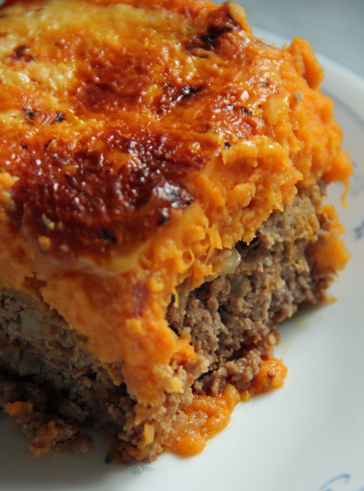 Pork And Potato Meatloaf Recipe — Dishmaps