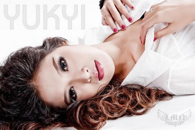 Yu Kyi,burma model