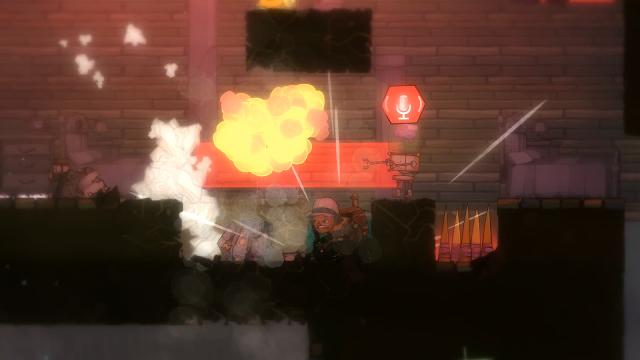 El sigilo y la acción 2D de The Swindle listo para colarse en Wii U