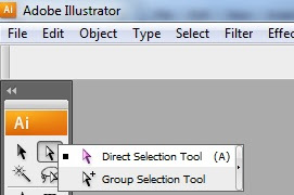 Tip & Trik Direct Selection Tool