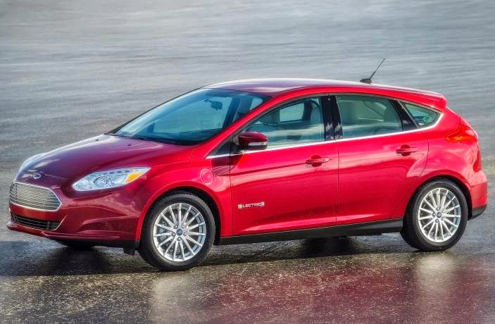 2015 Ford Focus Electric Review