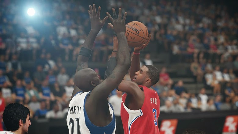 NBA 2K15 Roster Update March 3, 2015